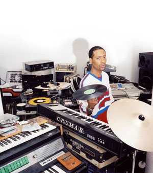 Best producer of the 00s?: Madlib. Photo by Chris Woodcock.