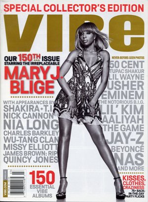 Vibe 150th issue