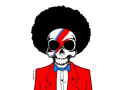 Afro Punk illustration