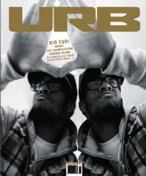 Kid Cudi_URB cover
