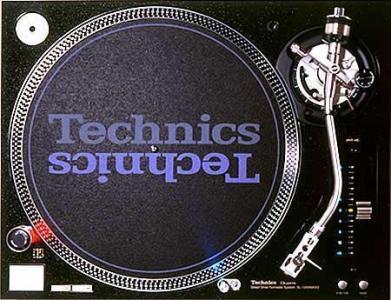Technics 1200s